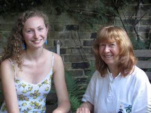 Suzie and Margaret